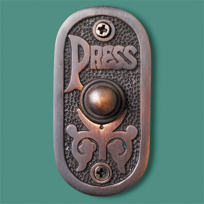 Ordinaire Image. 3. Pick A Pretty Doorbell.