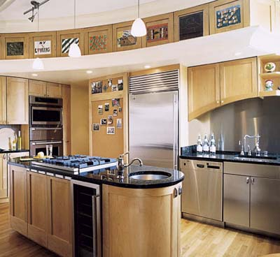 Kitchen Design  Small Kitchens on Kitchens And Baths  Do  Make  Plans For The Kitchen  Bathroom Designs
