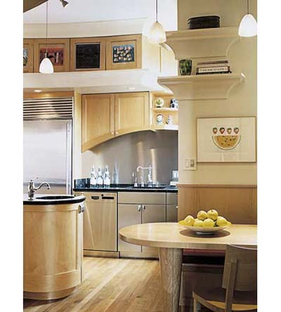Compact kitchen units professional kitchens small kitchen for Small kitchen units pictures