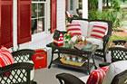 Create a Patriotic Porch