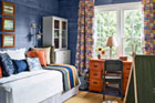 Create a Kids' Camp-Style Bedroom