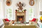 Create an Elegant Farmhouse Living Room