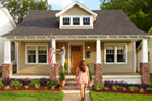 Tattered 1920s Bungalow to Updated Gem