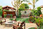 A Seabee Designs a Long-Distance Backyard Remodel