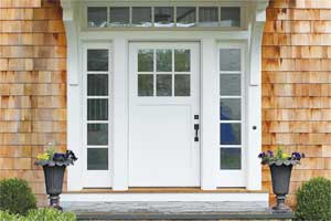 Wood Entry Door Materials and Finishes