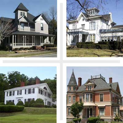 Best Places to Buy an Old House 2009: Bedroom Communities | Best ...
