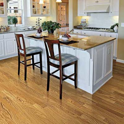 KITCHEN CABINETS VS HARDWOOD FLOOR - DIY HOME IMPROVEMENT