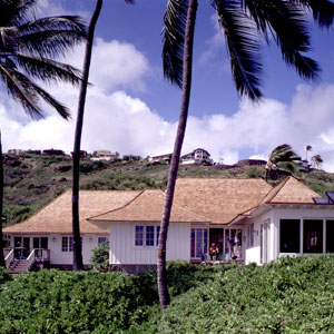 Balemaker Tropical House, featured house built in Kapoho, Big