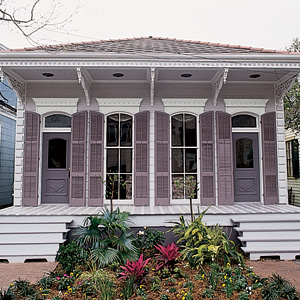New Orleans Louisiana House Plans