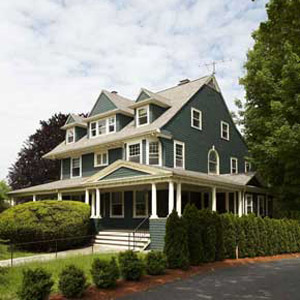 Old World Cottage-Style Home Plan @ Architectural Designs