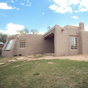 Santa Fe Style Houses Plans House Design Plans