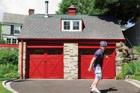 Adding Carriage Style Garage Doors Door Design Pictures