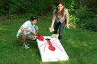 How to Build a Cornhole Game Set