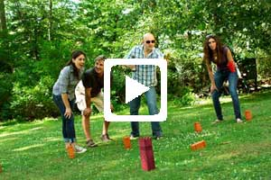 kubb viking game