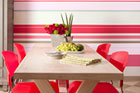 How to Paint a Multi-Stripe Accent Wall