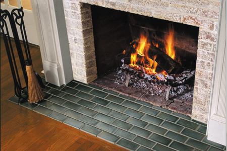 How to Tile a Hearth | Step-by-Step | Tile | This Old House ...