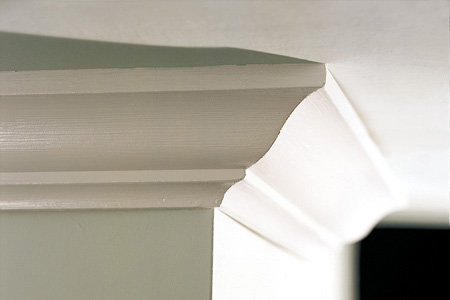 interior design how to install crown molding