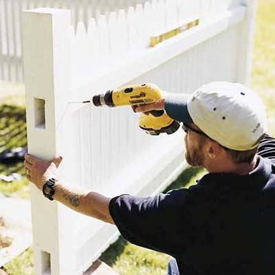 Fence - DIYWiki - UK DIY FAQ