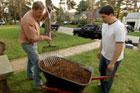 How to Mulch a Garden Bed