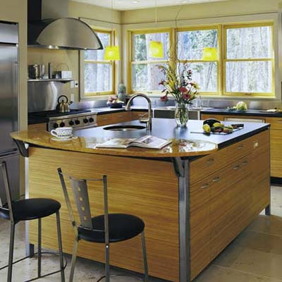 Perfect kitchen design kitchen remodeling and for Latest kitchen styles
