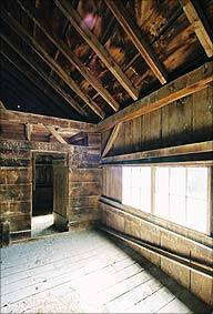 Carlisle barn loft 