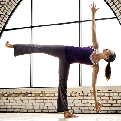 yoga for a leaner body  health