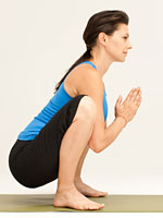 a yoga move for back pain  diet fitness  health