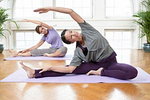 fashion week collection yoga poses for digestion
