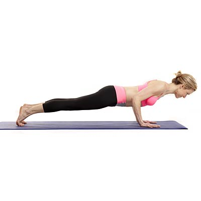 anita's health blog a 5minute yoga routine for strong