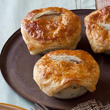 mini pastelitos de pollo receta para quedar bien