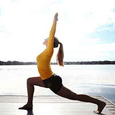 best yoga moves for your trouble spots  health
