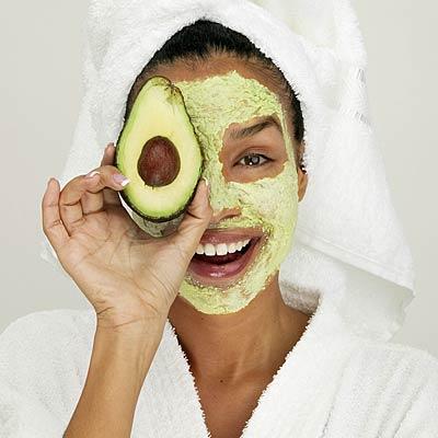 food-facial-mask
