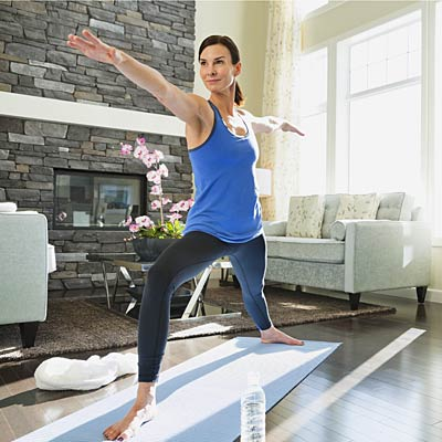 yoga poses for nonflexible people  health