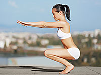 how to do double leg stretch  diet fitness  health video