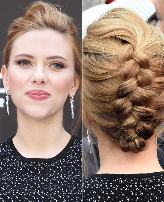 haircuts in style now johansson hairstyles 2014 www imgkid the 5026
