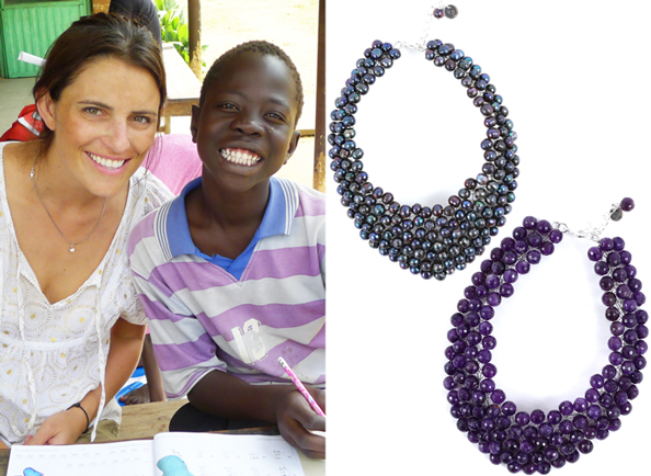 Shop For a Cause: Keep a Child Alive With Bloom + Grace Jewelry