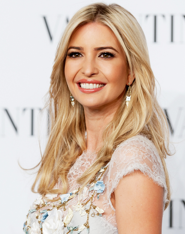 ivanka trump smiling images