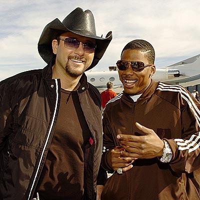 Tim McGraw Nelly
