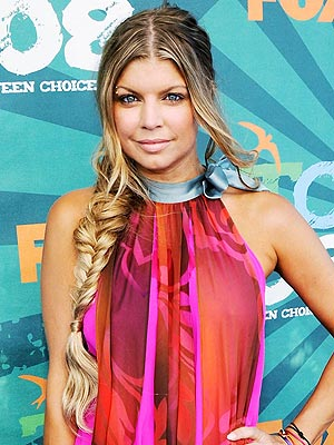 Picture Yourself With Fergie's Braids