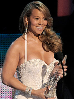 Mariah Carey Acceptance Speech