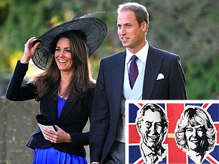 Prince William & Kate: the 'Tea Towel' Debate
