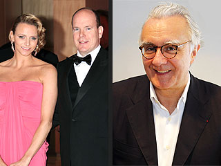 Prince Albert & Charlene's Wedding Menu Previewed | Charlene Wittstock