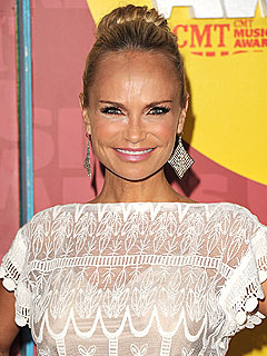 Kristin Chenoweth Released from Hospital After On-Set Accident   Kristin Chenoweth