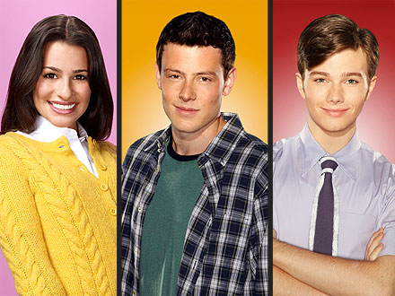 Glee: Which Star Will You Miss Most? | Chris Colfer, Cory Monteith, Lea Michele