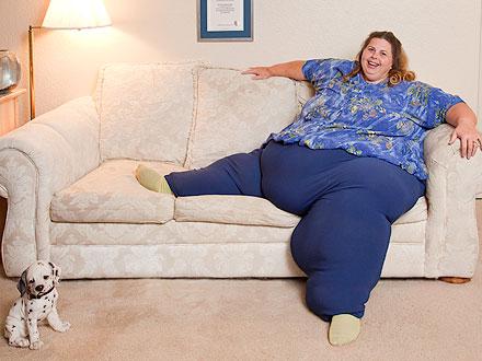Pauline Potter Is World's 'Heaviest Living Woman'