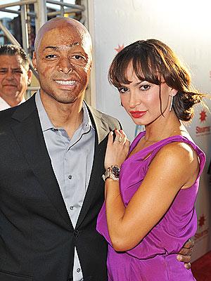 J.R. Martinez: This Was My 'Bad Week' on Dancing with the Stars   Karina Smirnoff