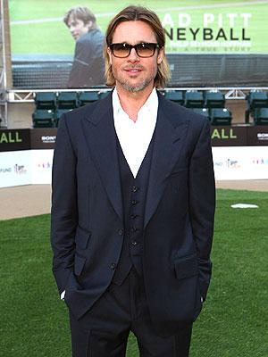 Brad Pitt Tells How He'll Congratulate His Fellow Oscar Nominees   Brad Pitt