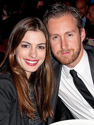 Anne Hathaway Has Engagement Party in N.Y.C.   Anne Hathaway