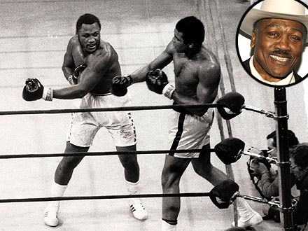 Joe Frazier in Hospice with Liver Cancer