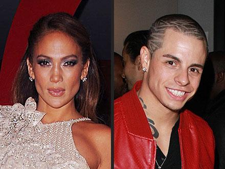 Is Jennifer Lopez Dating Dancer Casper Smart? | Jennifer Lopez